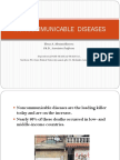 Noncommunicable  diseases.ppt