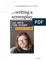 04 Rewriting a Screenplay Scott Myers