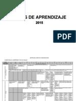 Matriz de Competencias y Capacidades 2015
