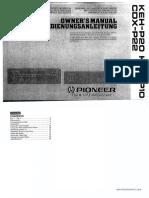 Pioneer Pdx 22
