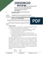 Residente Informe 001-2017