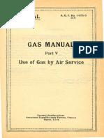 Gas Manual Part V