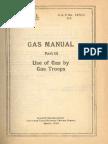 Gas Manual Part III
