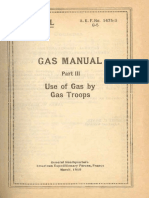 Gas Manual Part III