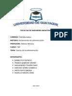 TEORIA DE LA ADMINISTRACION CARPETA .docx
