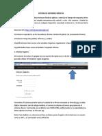 Sistemas de informes medicos