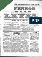 El Defensor de Las Leyes Listas Para Alcalde Ordinario86-1836!12!23