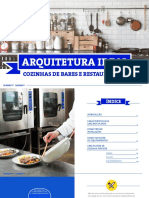 Guia de arquitetura de restaurantes