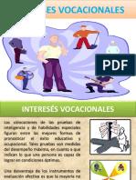 INTERESES VOCACIONALES