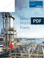 Natural Gas Processing Plants - Linde