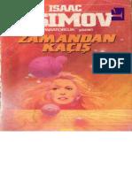 Isaac Asimov-Zamandan Kaçış