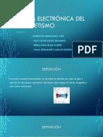 Teoría Electrónica Del Magnetismo