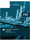 Australian Petroleum Statistics 242 September2016