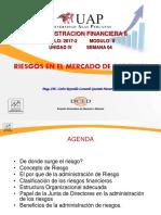 Semana 04 - Riesgo y Rendimiento en Inversiones Financieras