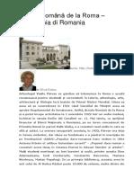 Şcoala Română de La Roma