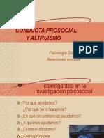 Altruismo y Conducta Prosocial 2 [Autoguardado]