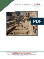Tenico Construccion Obras Civiles. Uno