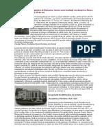 Accademia Di Romania Istorie