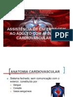 Assistencia de Enfermagaem Nas Afeccoes Cardiovasculares