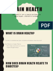 brain health ppt