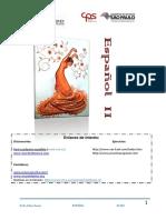Cuadernillo ESP 2 2017 Reformulada