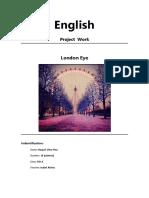 engles london eye.docx