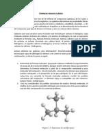 Formas Moleculares
