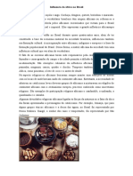 Influencia da áfrica no Brasil.doc