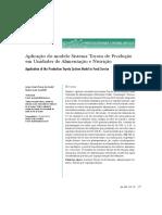 STP Aplicado Em Alimentos 2008
