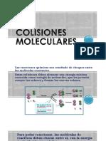 COLISIONES MOLECULARES