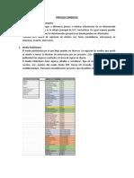 Detalle de Procesos - Vetnas KVC