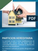 PARTICION HEREDITARIA (1)