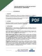 Manual de Gestion de Riesgos de Laft 111200 1.