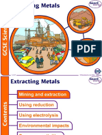 11. Extracting Metals