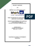 Bharati AXA Life Insurance