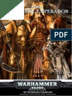 40000HHCodex Garras Del Emperador