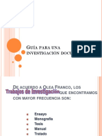 guía INVESTIGACIÓN