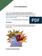 Tipos de Virus de Computadoras