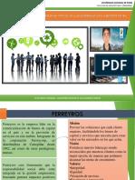 Ecologia Responsabilidad Social de Las Empresas en Piura