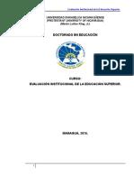 Evaluacion Institucional Trabajo Oficial