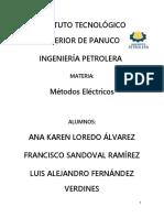 Unidad 3 Metodos Electricos