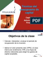 Presentacion 2 A Cap 9 Tecnicas del Presup Capital (1).pptx