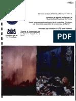 Auditoria Ambiental -2006-CG-MAC Hacia Recuperacion de La Bahia