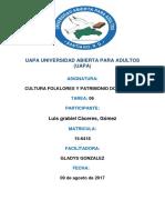 TAREA VI Alvaro Luis Espinal Cabrera