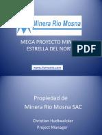 Presentacion Mega Proyecto Minero Estrella Del Norte