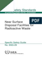 Near Surface  Disposal Facilities for Radioactive Wast.docx