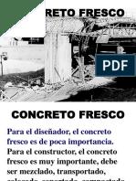 13 Concreto Fresco