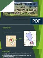 Programa de Educacion Ambiental Grupo 6