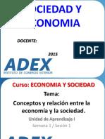 1. Sociedad y Economia