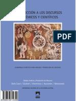 Introducción a Los Discursos Académicos Científicos